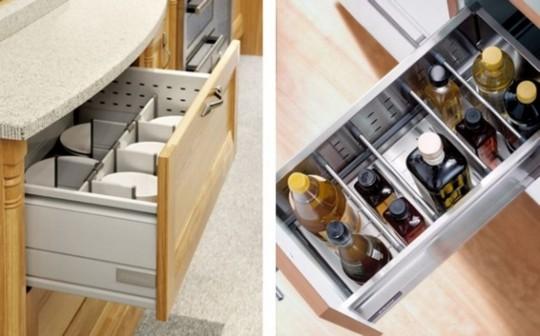 Praktični elementi za urednu kuhinju - Adaptacija stana, adaptacija poslovnog...