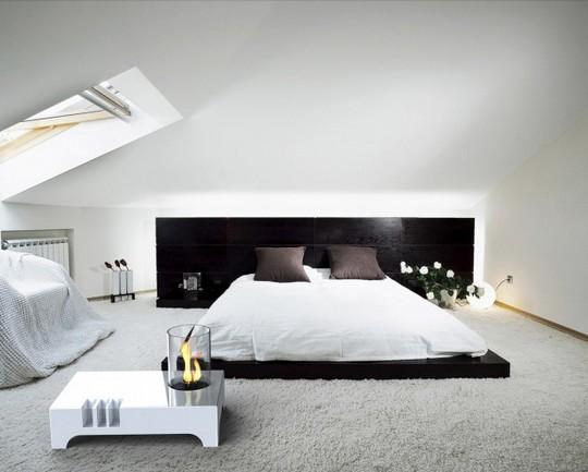 Spavaća soba u potkrovlju - Adaptacija stana, adaptacija poslovnog prostora, ...