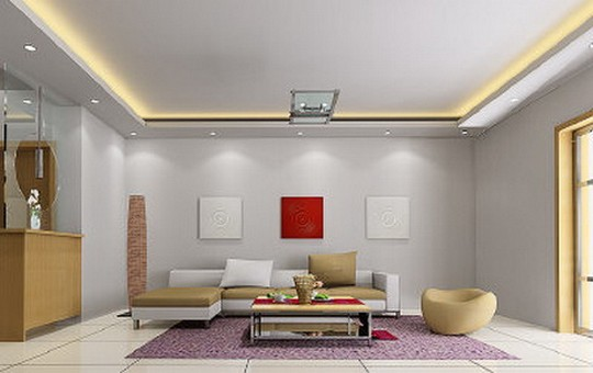 Spušteni plafoni - Adaptacija stana, adaptacija poslovnog prostora, molerski ...